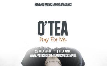 O'Tea - PRAY FOR ME Artwork   AceWorldTeam.com