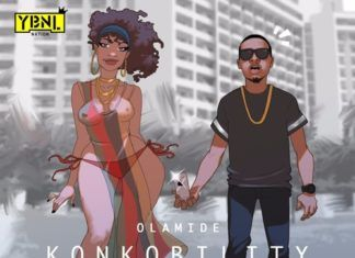 Olamide - KONKOBILITY (prod. by Young John) Artwork | AceWorldTeam.com