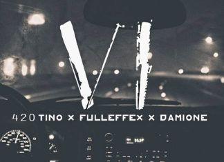 420Tino, Full Effex & Damione - V.I (prod. by Olumba) Artwork | AceWorldTeam.com