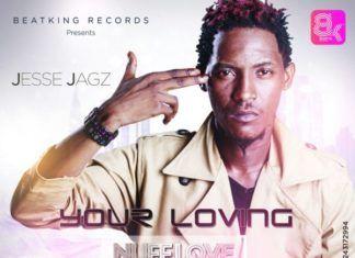 Jesse Jagz - YOUR LOVING (prod. by JR Beats) Artwork   AceWorldTeam.com