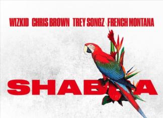 Wizkid, Chris Brown, Trey Songz & French Montana - SHABBA Artwork | AceWorldTeam.com