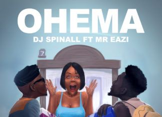 DJ Spinall ft. Mr. Eazi - OHEMA (prod. by Lush Beat) Artwork | AceWorldTeam.com