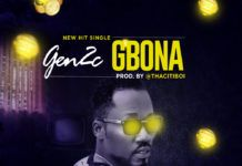 Gen2C - GBONA (prod. by CitiBoi) Artwork | AceWorldTeam.com