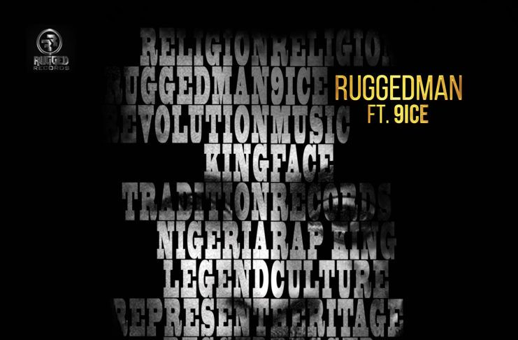 Ruggedman ft. 9ice - RELIGION (prod. by KrizBeatz) Artwork | AceWorldTeam.com