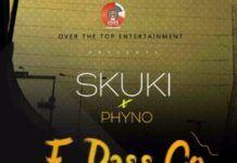 Skuki ft. Phyno - E PASS GO (prod. by MasterKraft) Artwork | AceWorldTeam.com