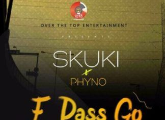 Skuki ft. Phyno - E PASS GO (prod. by MasterKraft) Artwork | AceWorldTeam.com