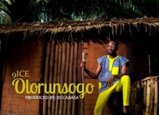 9ice - OLORUNSOGO (prod. by ID Cabasa) Artwork | AceWorldTeam.com