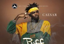 Caesar ft. TeepsyGee - PUFF & LOVE (prod. by P.Banks) Artwork | AceWorldTeam.com