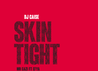 DJ Caise ft. Mr. Eazi & Efya - SKIN TIGHT (House Remix ~ prod. by Benie Macaulay) Artwork | AceWorldTeam.com