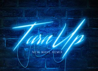 DJ Jimmy Jatt ft. Flavour & Terry Apala - TURN UP (New Wave Remix) Artwork | AceWorldTeam.com