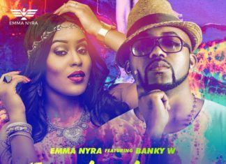 Emma Nyra ft. Banky W - FOR MY MATTER (W-Remix ~ prod. by DJ Coublon™) Artwork | AceWorldTeam.com