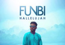 Funbi - HALLELUJAH (prod. by Ikon) Artwork | AceWorldTeam.com