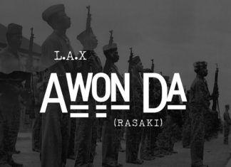 L.A.X - AWON DA (Rasaki ~ prod. by Dwill) Artwork | AceWorldTeam.com