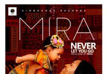 Mira – NEVER LET YOU GO Artwork | AceWorldTeam.com