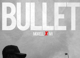 Morell ft. M.I - BULLET (prod. by Magik Adams) Artwork | AceWorldTeam.com