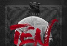 DJ Spinall - TEN (The Album) Artwork | AceWorldTeam.com