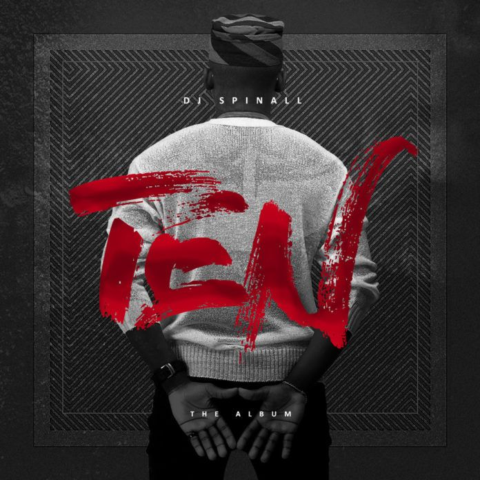 DJ Spinall - TEN (The Album) Artwork | AceWorldTeam.com