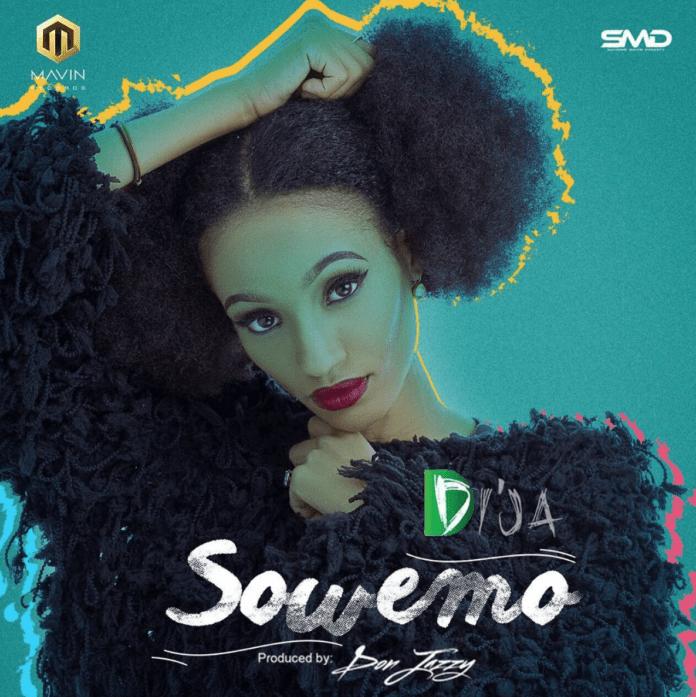 Di'Ja - SOWEMO (prod. by Don Jazzy) Artwork | AceWorldTeam.com