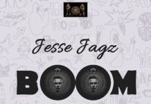 Jesse Jagz - BOOM Artwork | AceWorldTeam.com