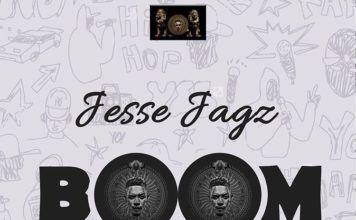 Jesse Jagz - BOOM Artwork | AceWorldTeam.com