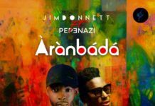Jim Donnett ft. Pepenazi - ÀRÀNBÁDÁ (prod. by OV Beat) Artwork | AceWorldTeam.com