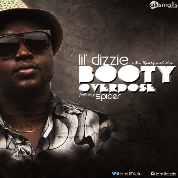Lil' Dizzie ft. Spicer - BOOTY OVERDOSE (prod. by Dr. Spooky) Artwork | AceWorldTeam.com