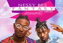 Nessy Bee ft. Orezi - FANTASY (prod. by Chimbalin) Artwork | AceWorldTeam.com