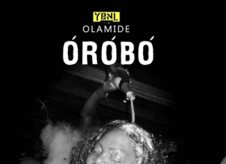Olamide - OROBO (prod. by Young John) Artwork | AceWorldTeam.com