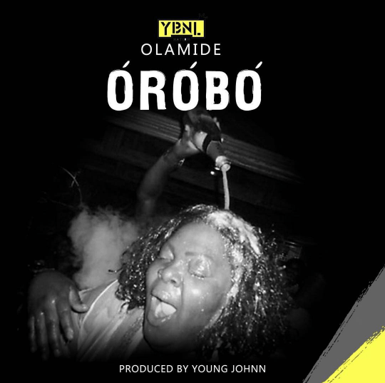 Olamide - OROBO (prod. by Young John) Artwork | AceWorldTeam.com