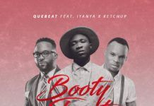 QueBeat ft. Iyanya & KetchUp - BOOTY TREAT Artwork | AceWorldTeam.com