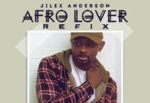 Sean Tizzle - AFRO LOVER (a Jilex Anderson refix) Artwork | AceWorldTeam.com