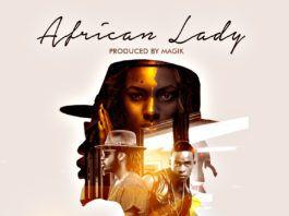 BOJ ft. Willy Paul - AFRICAN LADY (prod. by Magik) Artwork | AceWorldTeam.com