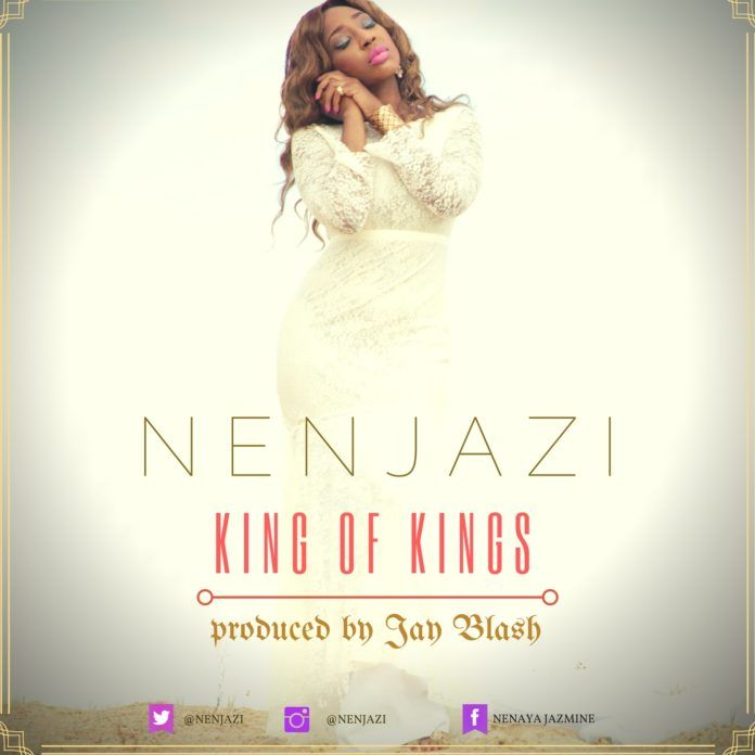 Nenjazi - KING OF KINGS (prod. by JayBlash) Artwork | AceWorldTeam.com