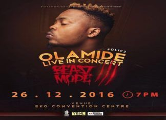 OLIC 3 Beast Mode Artwork | AceWorldTeam.com