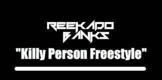 Reekado Banks - KILLY PERSON (Freestyle) Artwork   AceWorldTeam.com
