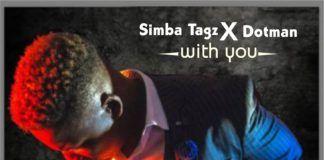 Simba Tagz & Dotman - WITH YOU Artwork   AceWorldTeam.com