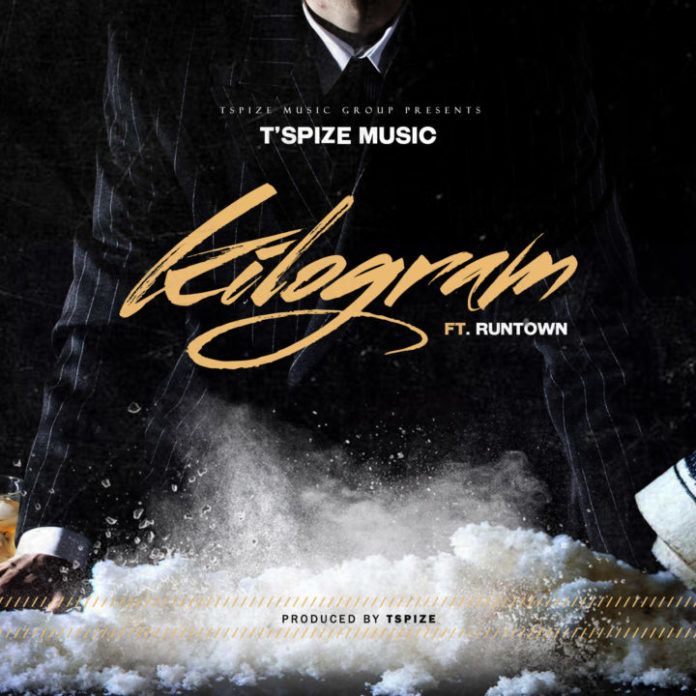 TSpize ft. Runtown - KILOGRAM Artwork | AceWorldTeam.com