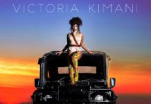 Victoria Kimani - SAFARI (Journey) Artwork | AceWorldTeam.com