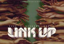 YCee ft. Reekado Banks - LINK UP Artwork | AceWorldTeam.com