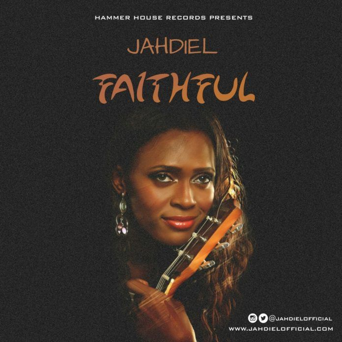 Jahdiel - FAITHFUL Artwork | AceWorldTeam.