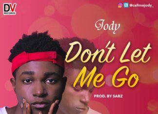 "Jody - DON'T LET ME GO (a Sarz/Phil Collins ""Paradise"" remake) Artwork | AceWorldTeam.com"