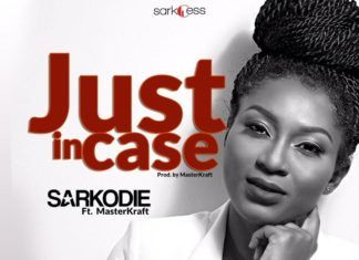 Sarkodie ft. MasterKraft - JUST IN CASE Artwork | AceWorldTeam.com