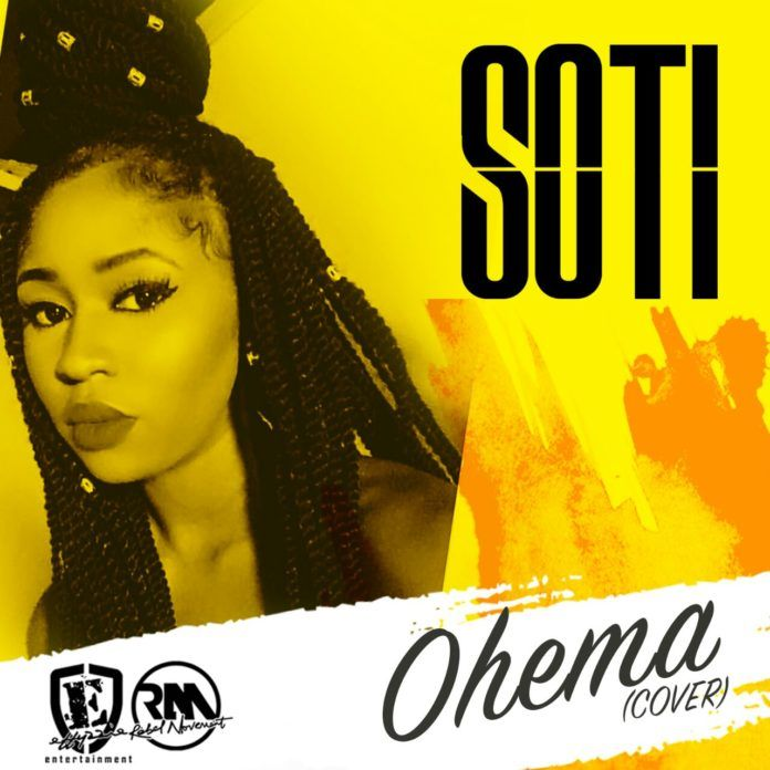 Soti - OHEMA (a DJ Spinall cover) Artwork | AceWorldTeam.com