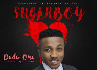 Sugarboy - DADA OMO (prod. by DJ Coublon™) Artwork | AceWorldTeam.com