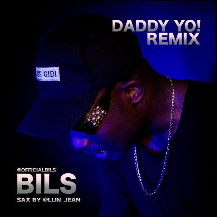 Bils - DADDY YO (a Wizkid/Efya cover) Artwork | AceWorldTeam.com
