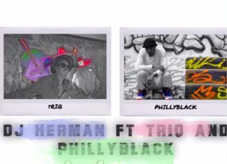 DJ Herman ft. TriQ & Philly Black - NEVER THAT Artwork | AceWorldTeam.com