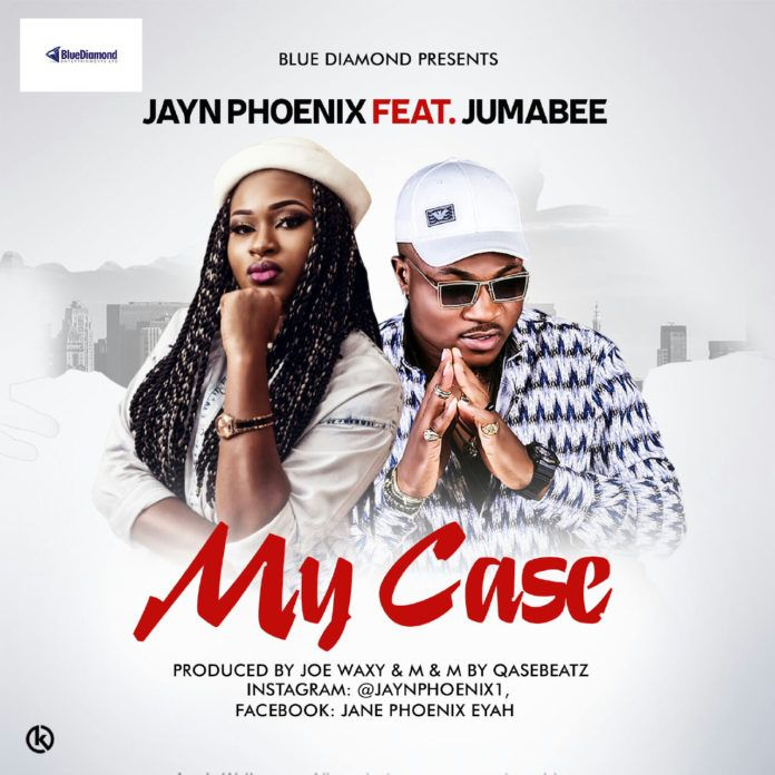 Jayn Phoenix ft. Jumabee - MY CASE (prod. by Joe Waxy) Artwork | AceWorldTeam.com
