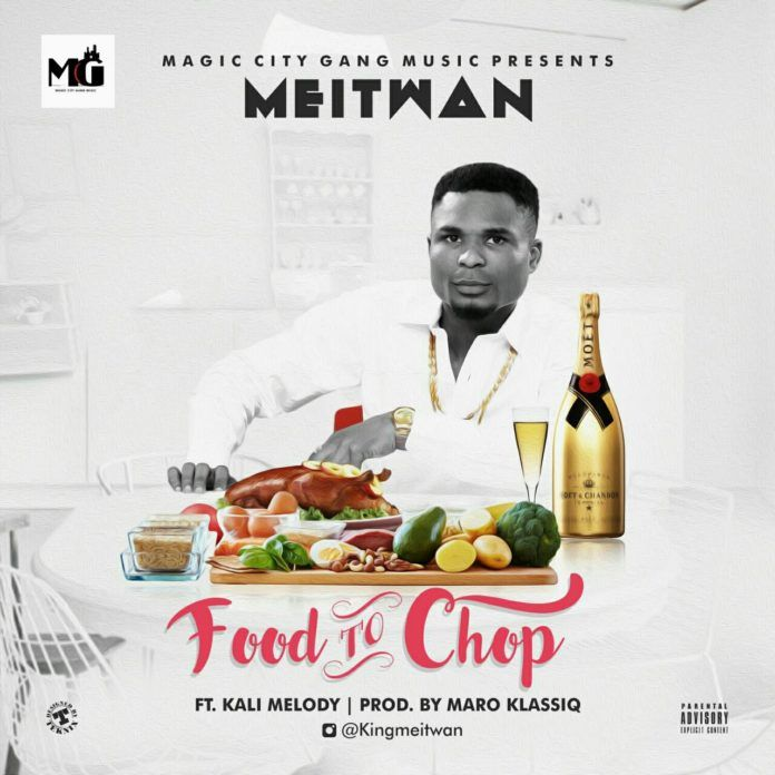 Meitwan ft. Kali Melody - FOOD TO CHOP (prod. by Maro Klassic) Artwork | AceWorldTeam.com