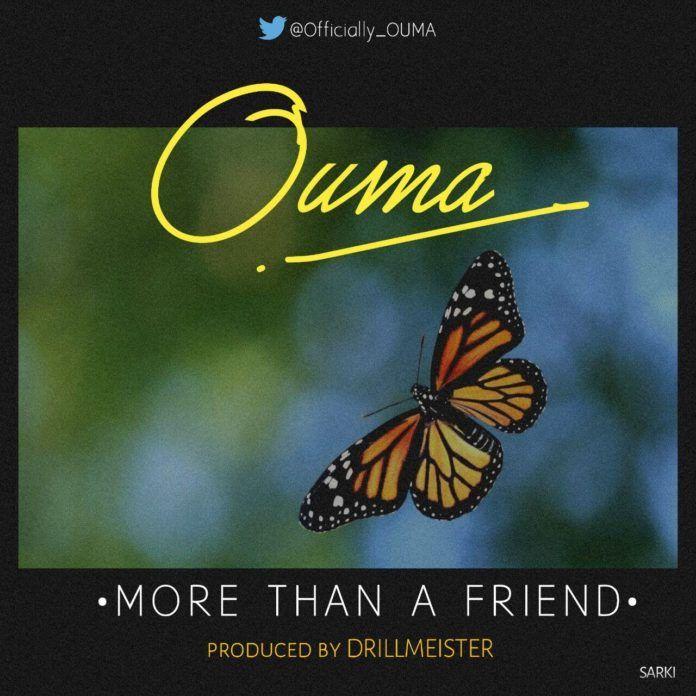 Ouma - MORE THAN A FRIEND (prod. by DrillMeister) Artwork | AceWorldTeam.com
