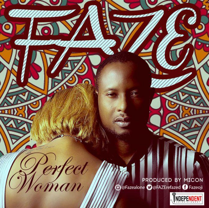 Faze - PERFECT WOMAN (prod. by Micon) Artwork | AceWorldTeam.com